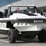 Humdinga High Speed Amphibian Is Capable of Highway Speeds on Land and Water