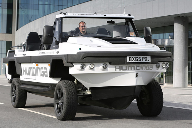 Humdinga High Speed Amphibian by Gibbs Amphibians