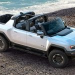 Hummer EV - All-Electric Supertruck Conquers Off-Road with Extraordinary Confidence