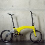 Hummingbird Folding Bike by Peter Craciun