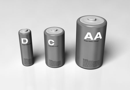 Hungry Batteries Can Tell You When It Needs To Be Charged