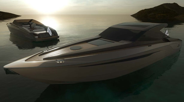 Hunton XRS52 Powerboat