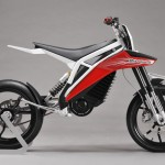 Husqvarna Concept E-go Electric Motorcycle