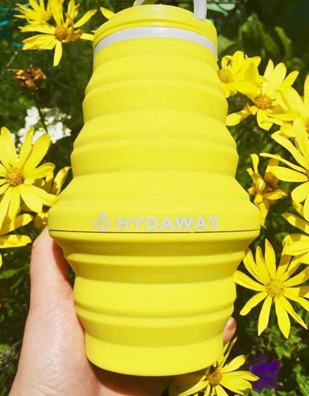 HYDAWAY Collapsible Water Bottle Next Generation