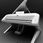 Hydra Piano Was Inspired By The Mythological Sea Monster