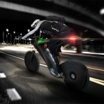 Hydro Bike : Sporty Hydrogen Powered Bike Design