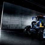 New Holland Hydrogen Fuel Cell Tractor