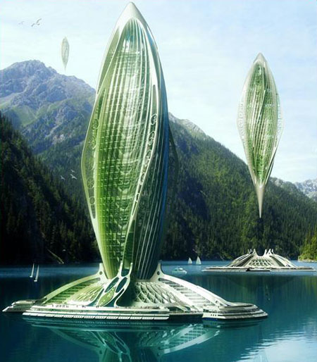 Hydrogenase Algae Farm for Biohydrogen Airship