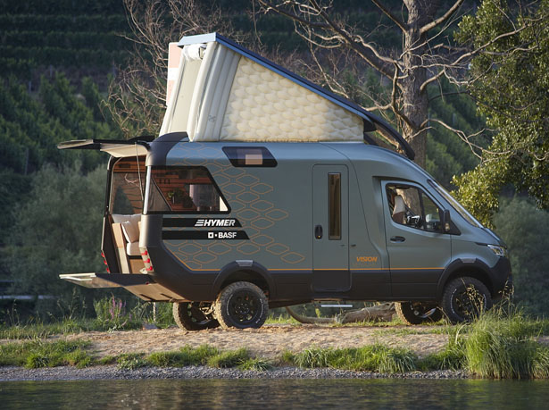 Hymer VisionVenture Concept Motorhome