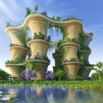 Hyperions - Agroecology and Sustainable Food Systems Growing Up Around Wooden and Timber Towers
