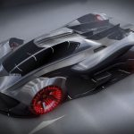 Futuristic Hyperlight Tauro Concept Hypercar Was Inspired by A Shark