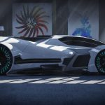 Hyperlight Tauro Concept Hypercar by Lee Rosario