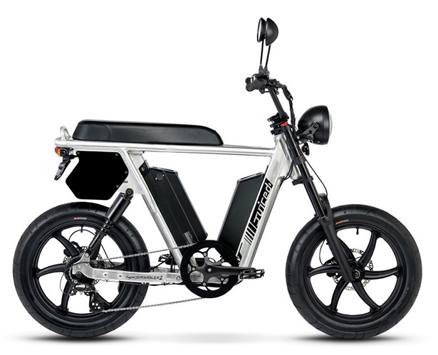 HyperScrambler 2: Dual Battery E-Bike