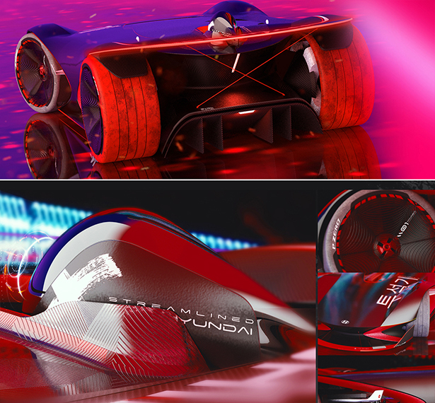 Hyundai Catapult Concept Roadster by Siddhesh Bhogale