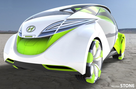 hyundai 2020 city car project