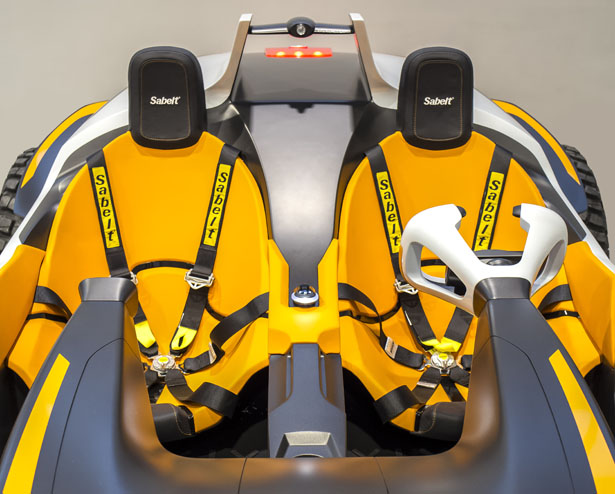 Hyundai Kite Electric Buggy Concept In Cooperation with IED