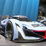 Hyundai N 2025 Vision Gran Turismo Has Been Designed Based on Aeronautics and Speed