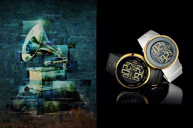 i-Gucci Watch Grammy Edition