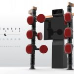 I-Master : Hi-Tech Martial Arts Training System by Siu Fung Tsui