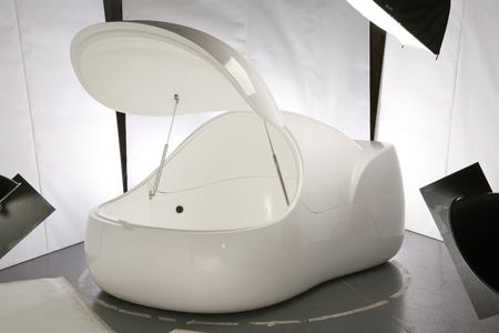 Relax with I-Sopod from Floatworks