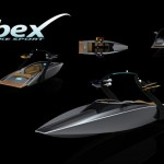 Ibex Speedboat by Peter Carrasquillo