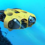 iBubble Submarine Drone Captures Beautiful Underwater Footage Hands-Free