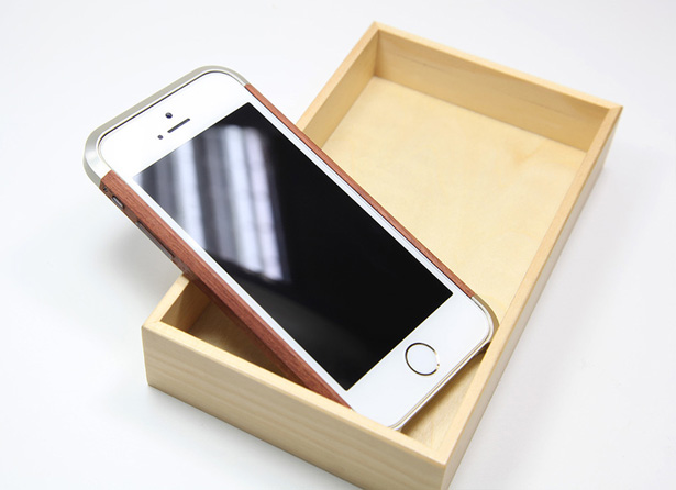 Gorgeous i+Case Craft for iPhone 5 and 5S