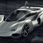 Icon G2 Concept Hypercar by Lee Rosario