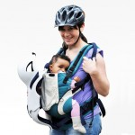 Use IGI Baby Protector When Ridin a Bike with Your Baby