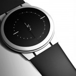 IKKU Watch by Löytö Esineiden Offers Unique Way to Read The Time