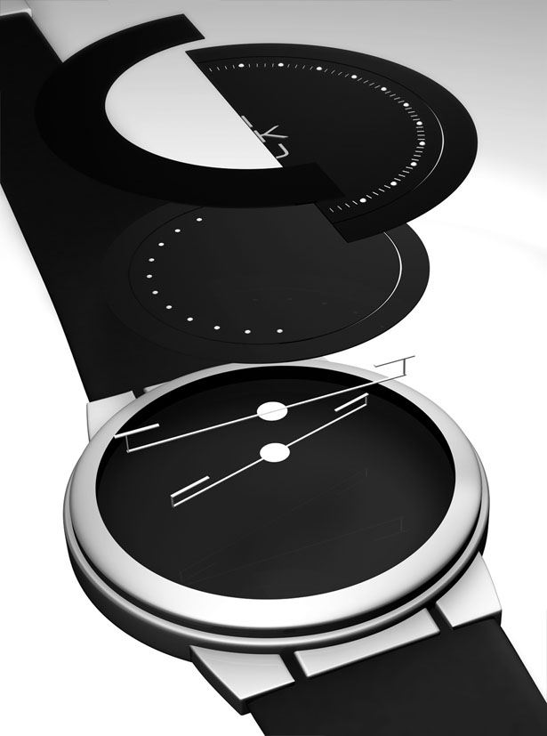 IKKU Watch by Loyto Esineiden
