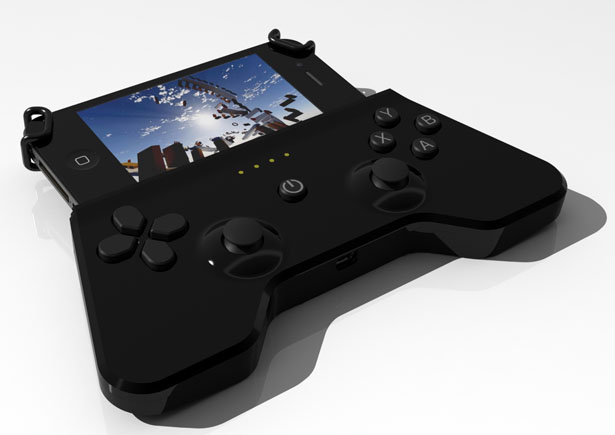IKUE Wireless Game Controller for Smartphones by Avi Cohen
