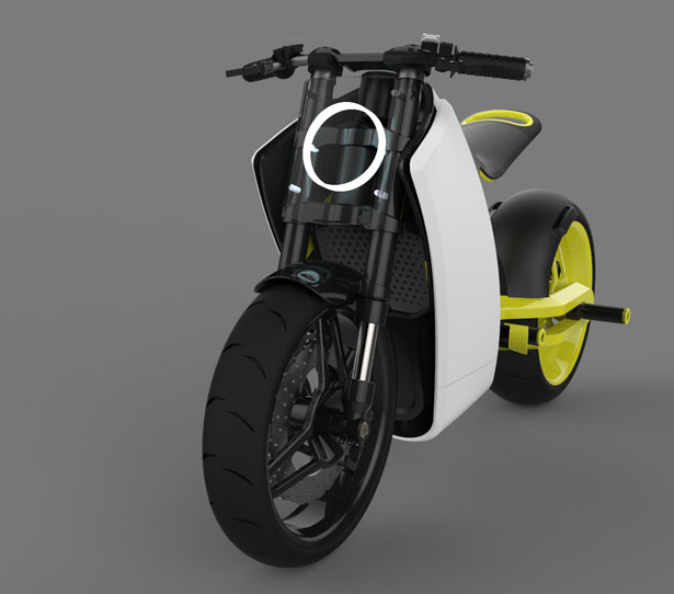 Illoto Concept Motorcycle by Amir Elias