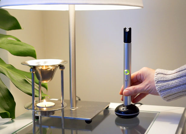Illume ArcLighter - Flameless, Electronic Candle Lighter