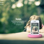 iLoop Smartphone Holder Doubles As Hand Grip Exercise Tool