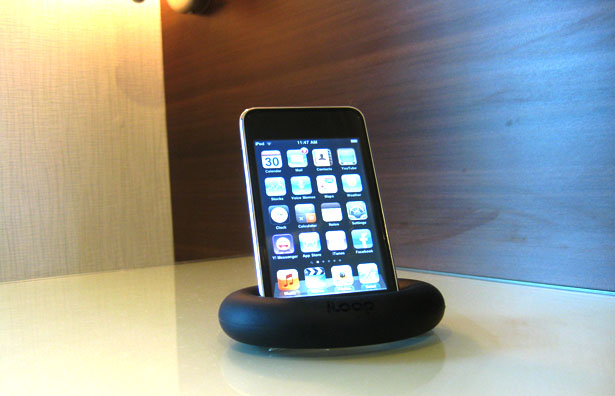 iLoop Smartphone Holder Review