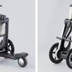 ILY-A Ultra-Compact Electronic Personal Mobility Device for All Ages