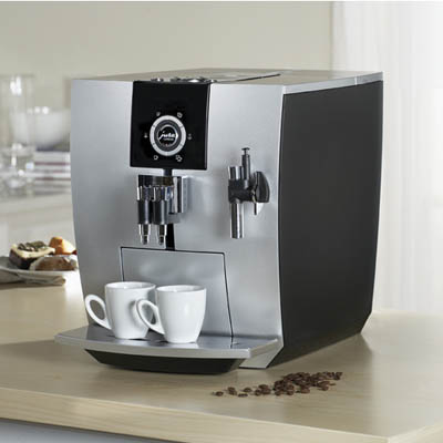 automatic coffee and espresso maker