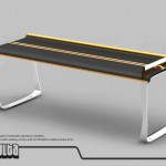 Inculta Bench Offers Clean and Dry Bench All The Time