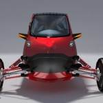 Inde Amphimobile : A Velomobile, A Car, and A Watercraft
