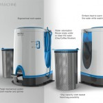 Indra Laundry Machine Concept for Indian Laundrymen