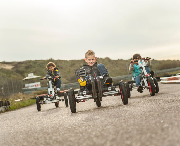 Infento Constructible Rides – Build Unlimited Real Rides for Children