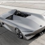 INFINITI Prototype 10 - A Modern Era Speedster with Electric Drivetrain Technology