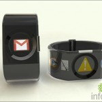 INFO Live Concept Gadget Connect You To The World Through Your Bracelet