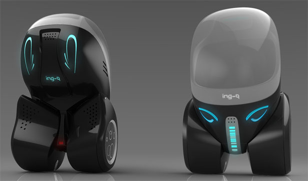 Ing-Q Futuristic Personal Vehicle