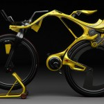 INgSoc Bicycle Design is Perfect For Daily Commuting or Racing Environment