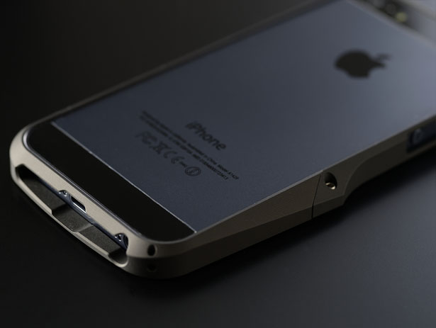 Innopocket Bumper for iPhone 5 by Andrea Ponti
