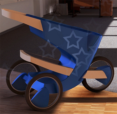 innovative strollers for future babies