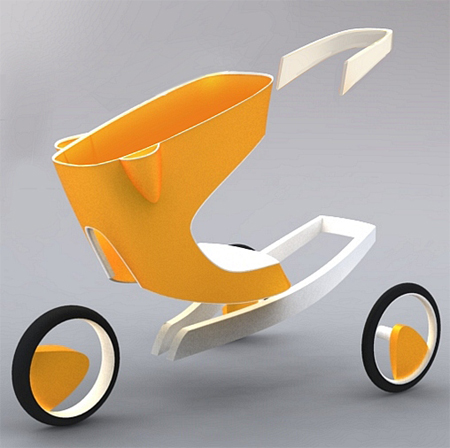 Innovative Strollers That Future Babies Will Love To Ride