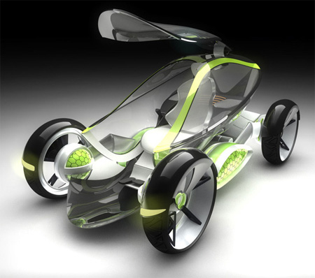 insecta car concept